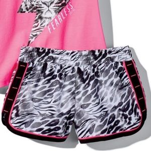 Justice Activewear Shorts